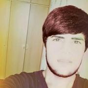 Bilal _33, 19, г.Душанбе