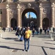 Nik, 39, г.Стокгольм
