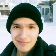 Mashhurshox, 20, г.Ханты-Мансийск