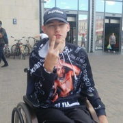 Егор, 19, г.Рига