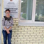 Надежда, 43, г.Егорьевск