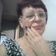 зоя, 69, г.Усть-Илимск
