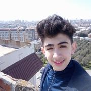Umud, 16, г.Баку