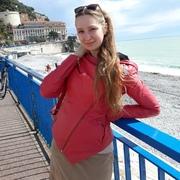 Elizaveta, 27, г.Villeurbanne