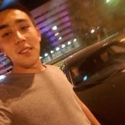 фархад, 21, г.Астрахань