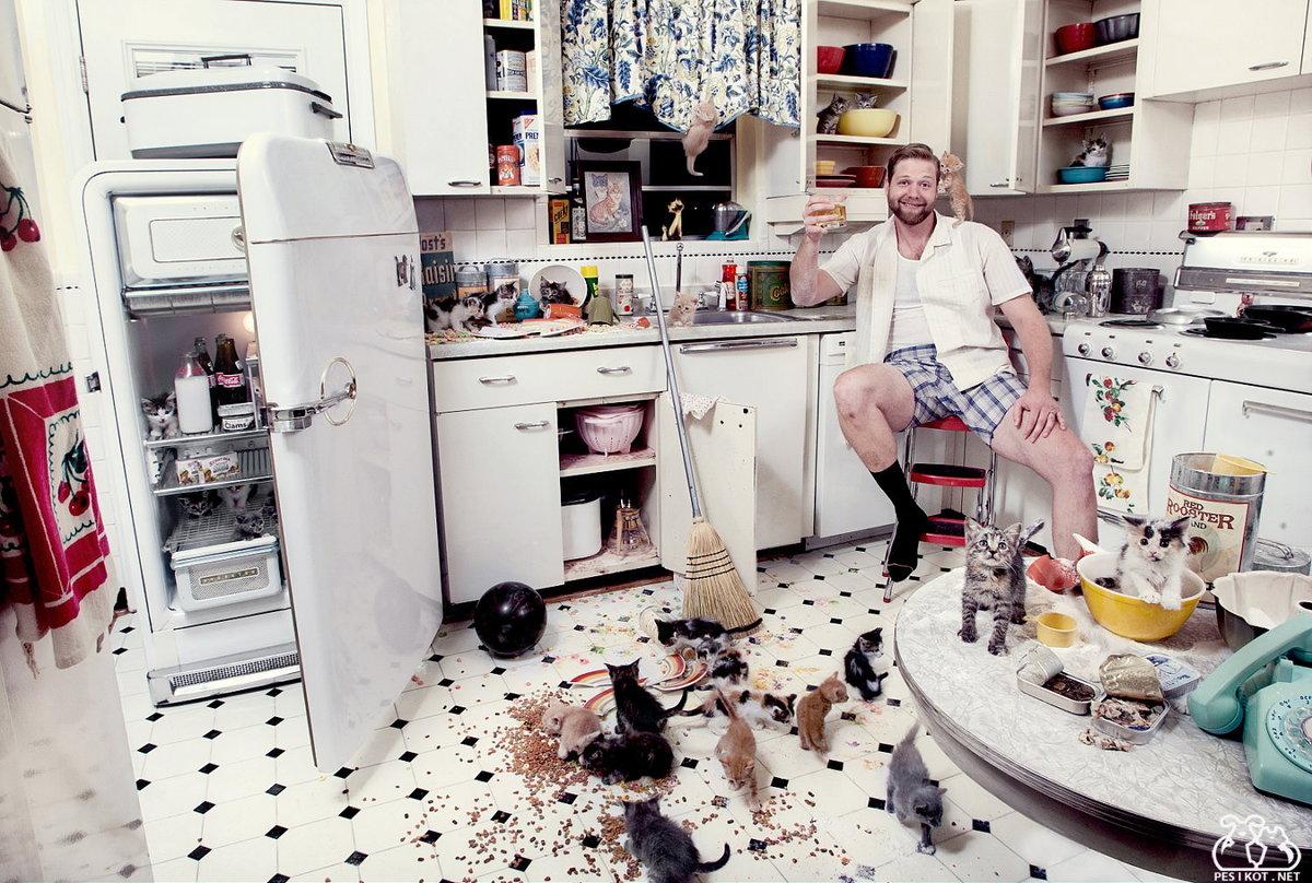 Мужчина убирает квартиру картинки прикольные
